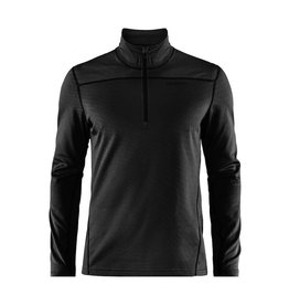 Craft Sweep Halfzip Black