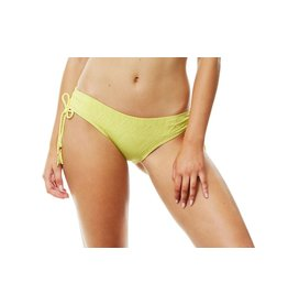 Piha Adjustable side pant yellow