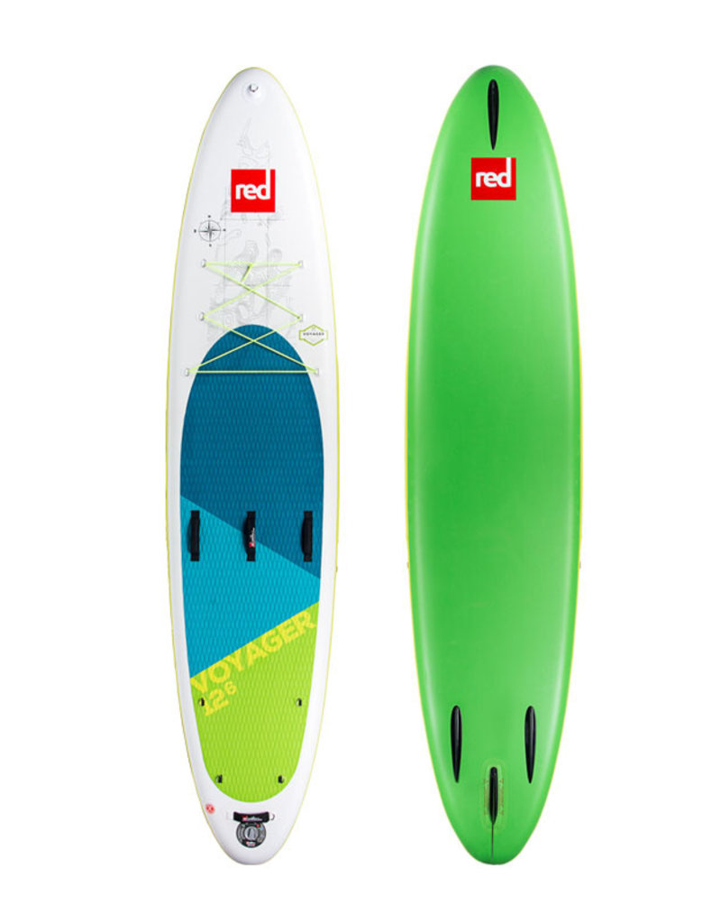 Red Paddle Voyager 12'6 x 32