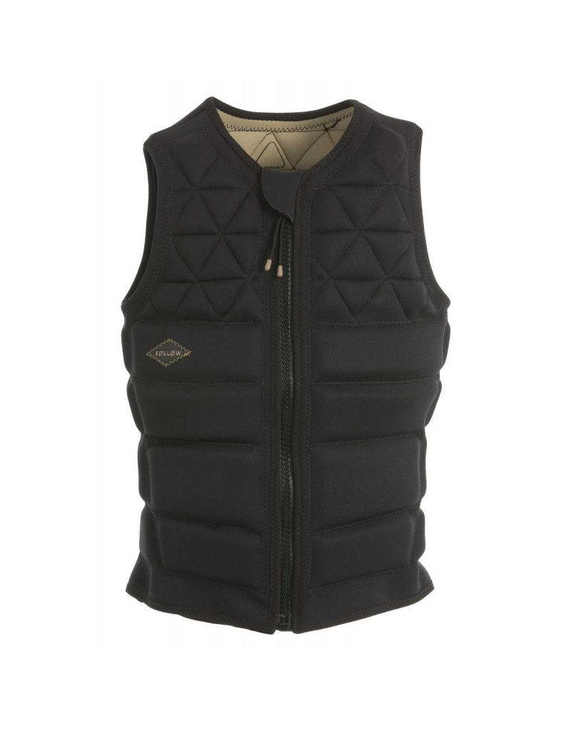 Follow Pharaoh Ladies Impact Vest Black