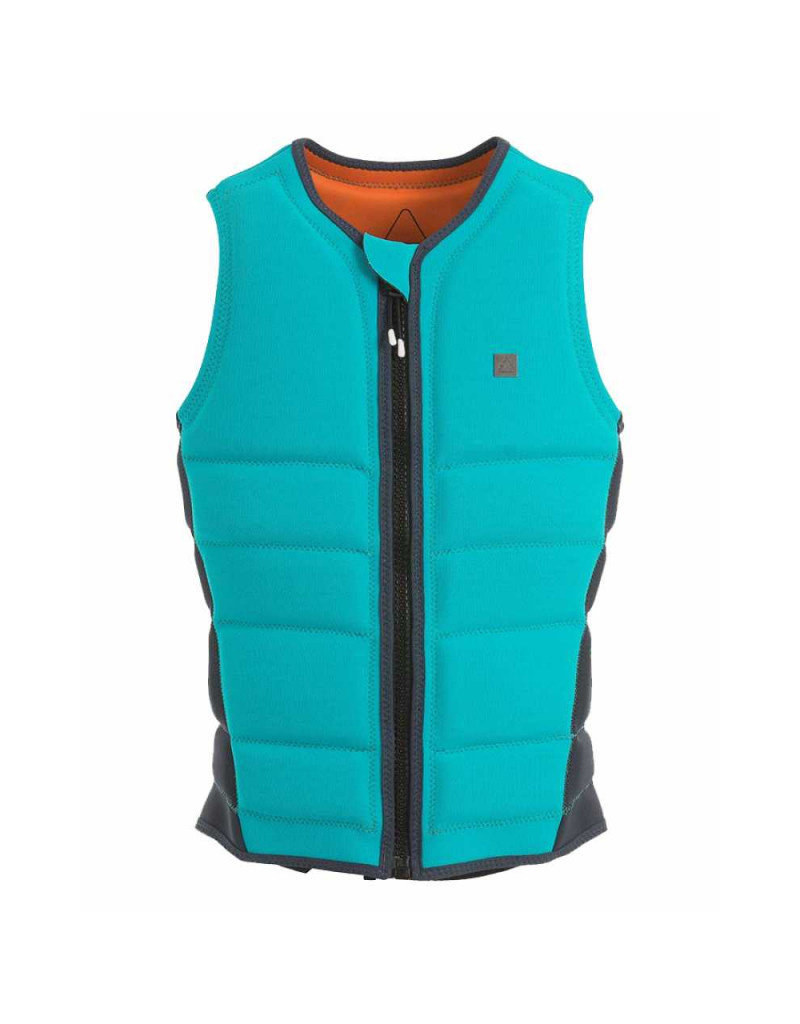 Follow Stow Ladies Impact Vest Aqua