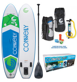 "Connelly Tahoe 10'6 x 31"" Compleet (Tas+Pomp+Peddel)"