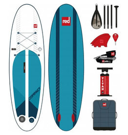 Red Paddle Compact 9'6 x32 Compleet (Tas+Pomp+Peddel)