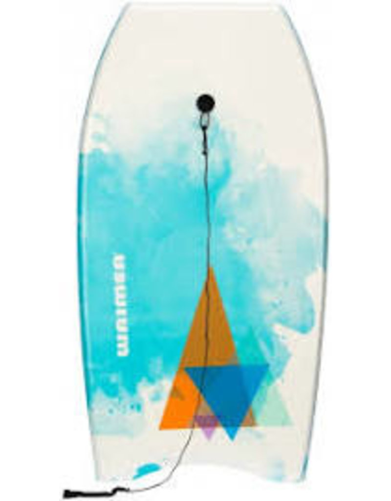 Bodyboard Wit/Blauw