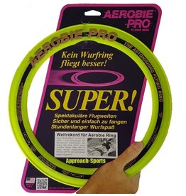 Pro flying ring Groen