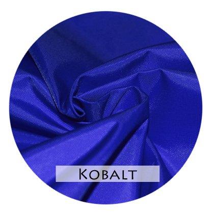 Stoffmuster Funktionsstoff Kobalt für Bettrand