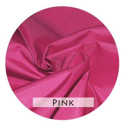 Stoffmuster Funktionsstoff Pink für Bettrand