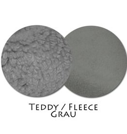 Teddy/Fleece Grau