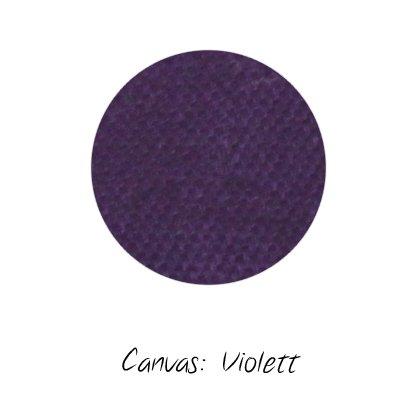 Stoffmuster Canvas Violett