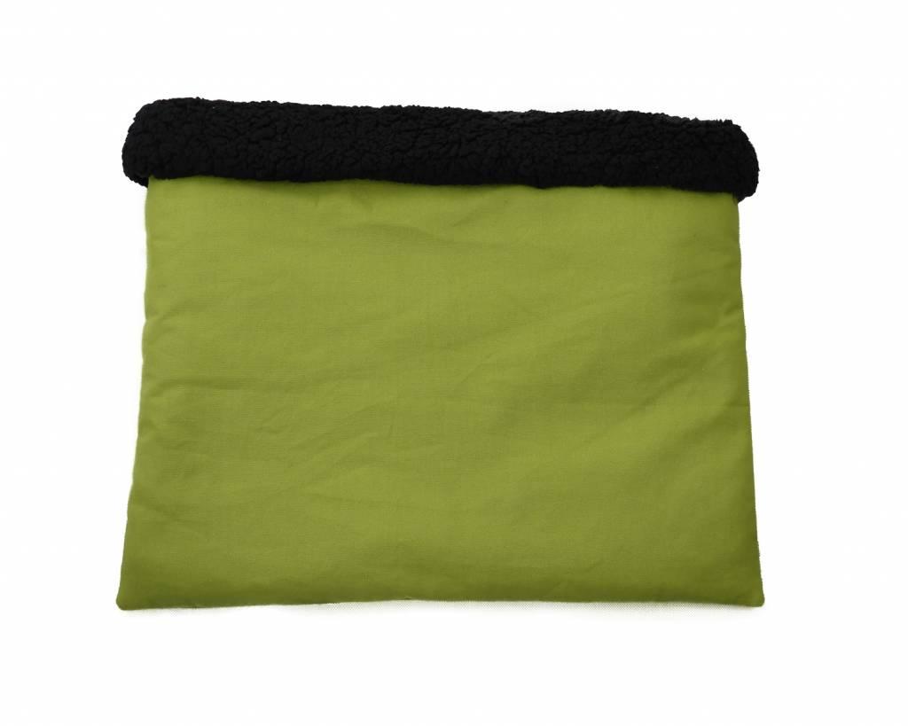 Hunde Kuschel-Schlafsack Darklemon, uni