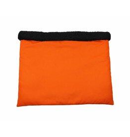 Schlafsack Orange, uni