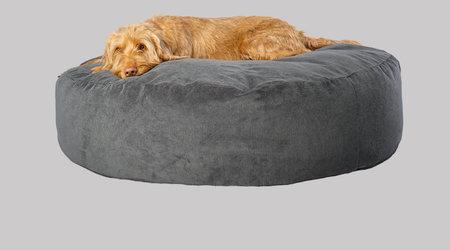 Hundebett Pouf