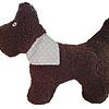 Kopfkissen-Plüschhund Paul