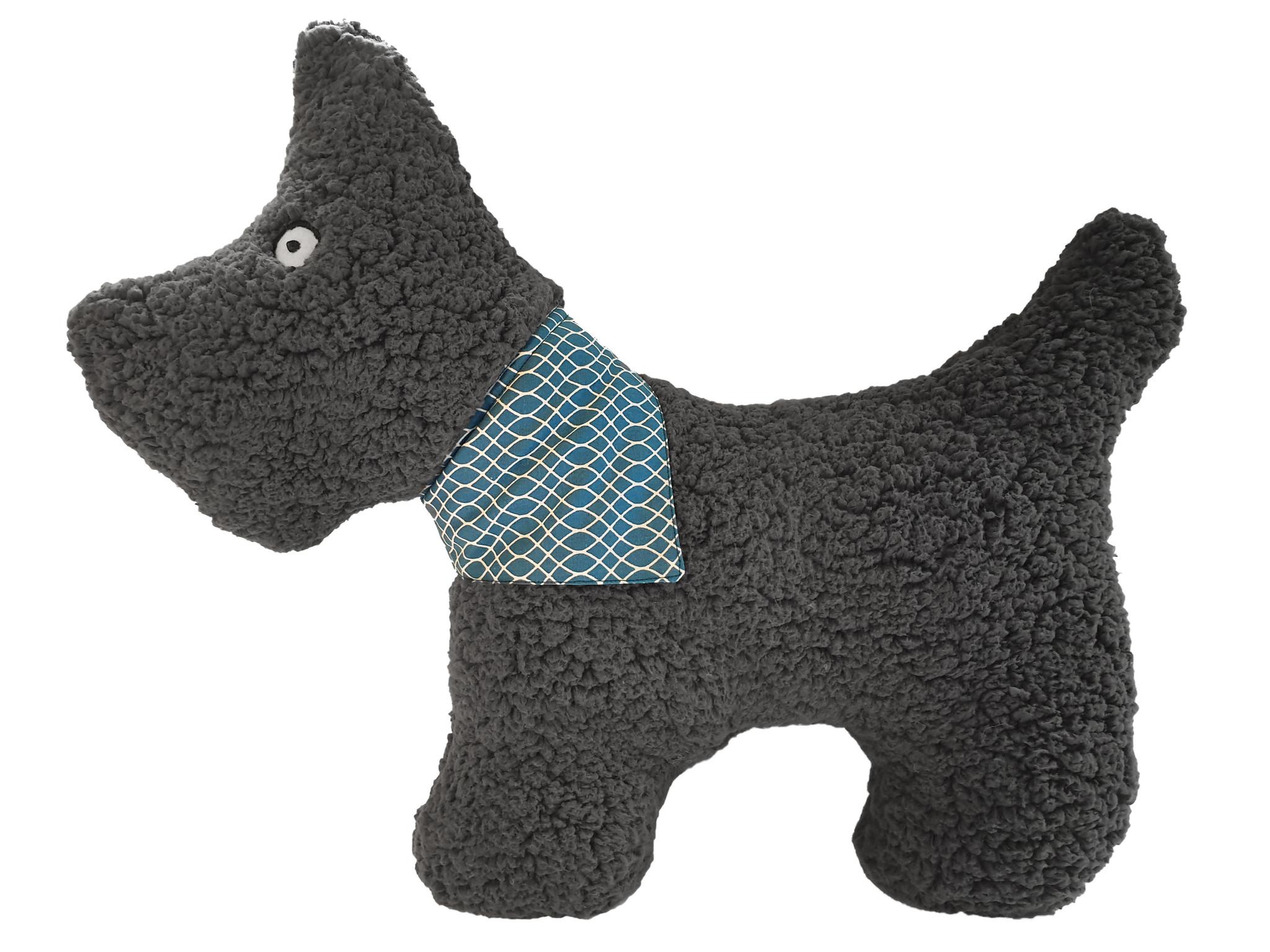Kopfkissen-Plüschhund Idefix