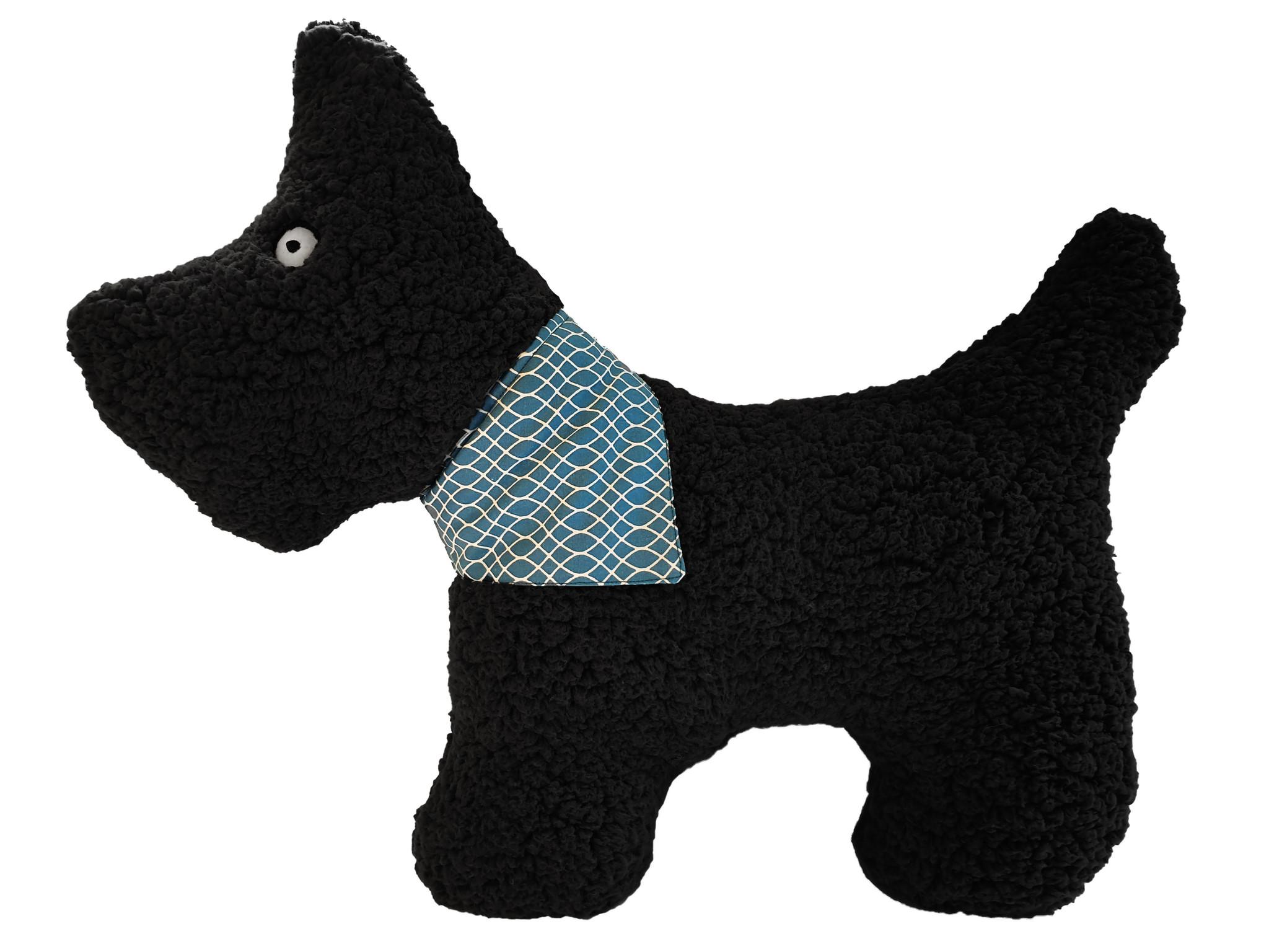 Kopfkissen-Plüschhund Karlchen