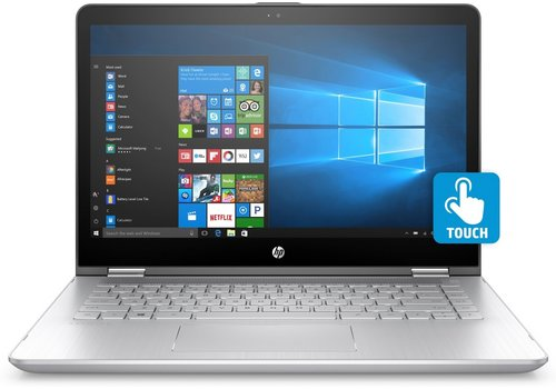 HP PAVILION X360 14-BA107NB