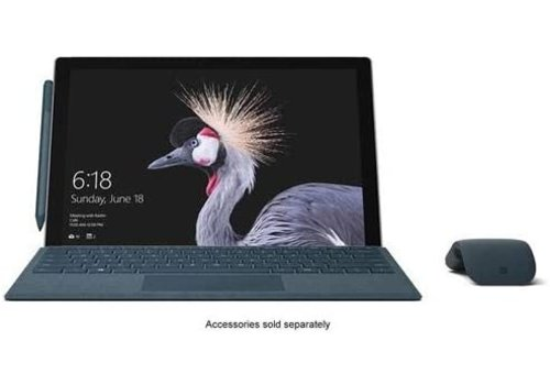 Microsoft Surface Pro 4 (inclusief typecover)