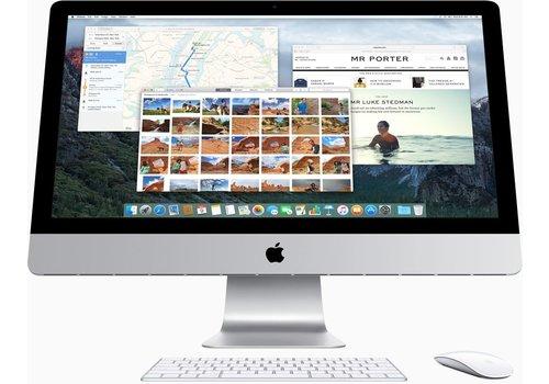 Apple IMAC 21.5-INCH 4K (2015)(KLEINE BARST IN SCHERM)
