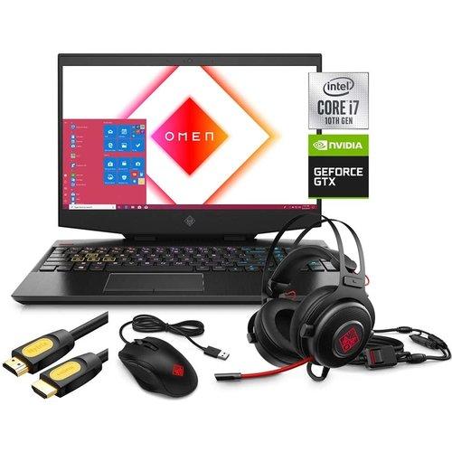 HP Omen 15-DH1070 (inclusief Gaming pakket)