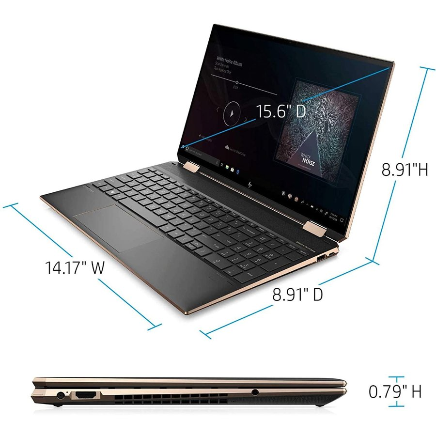 Spectre X360 15-EB0043DX - Renew  QWERTY