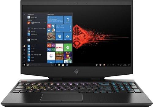 HP Omen 15-DH1070 ( inclusief Gaming pakket) - Nieuw  QWERTY