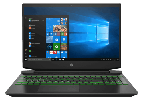 HP Pavilion Gaming 15-EC0003 - Renew  (Qwerty)