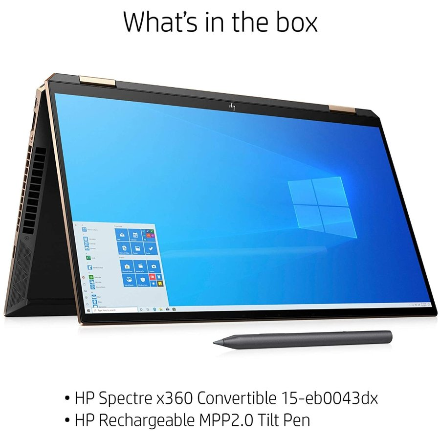 Spectre X360 15-EB0043DX - Renew  QWERTY