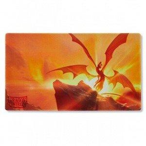 Dragon Shield Play Mat - Matte Yellow (Limited Edition)