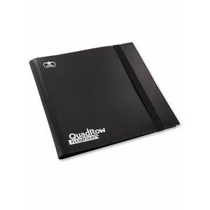 Ultimate Guard 12-Pocket QuadRow FlexXfolio Black