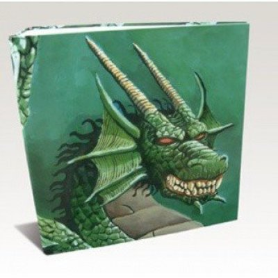 Dragon Shield 3-Ring Binder Green Dragon