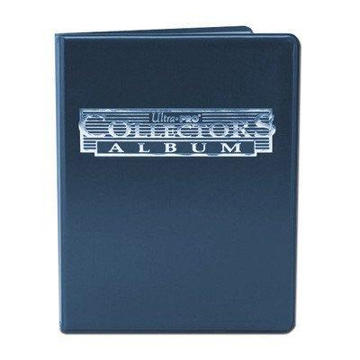 Ultra Pro 4-pocket Collectors Portfolio Blauw
