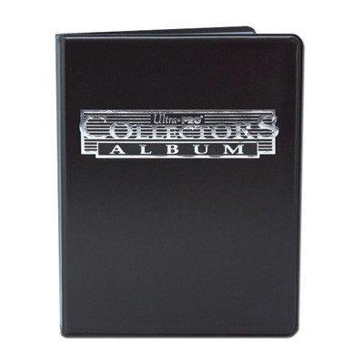 Ultra Pro 4-pocket Collectors Portfolio Zwart