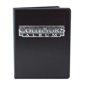 Ultra Pro 9-pocket Collectors Portfolio Zwart