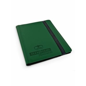 Ultimate Guard 9-Pocket FlexXfolio XenoSkin Green