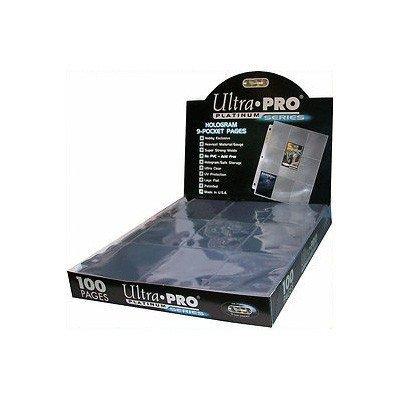 Ultra Pro 9-pocket Platinum Pages