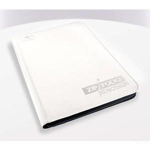 Ultimate Guard 9-Pocket ZipFolio XenoSkin White