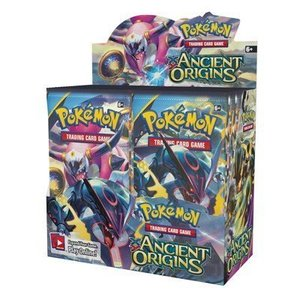 Pokemon TCG Ancient Origins XY7 Booster Box