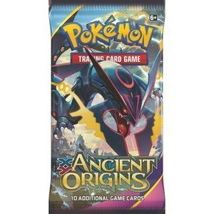 Pokemon TCG Ancient Origins XY7 Booster Pack