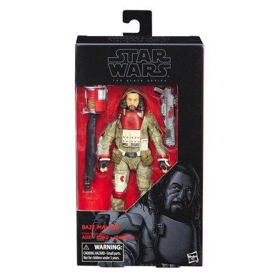 Star Wars Hasbro Black Series Action Figure 15 cm Baze Malbus (37)