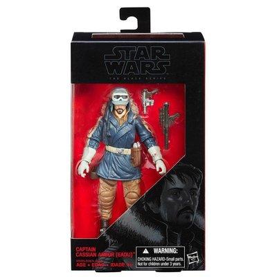 Star Wars Hasbro Black Series Action Figure 15 cm Capt. Cassian Andor (Eadu) (23)