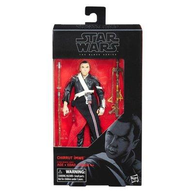 Star Wars Hasbro Black Series Action Figure 15 cm Chirrut imwe (36)