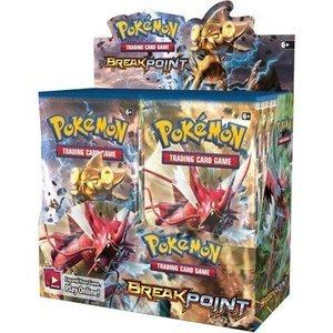 Pokemon TCG BREAKpoint XY9 Booster Box