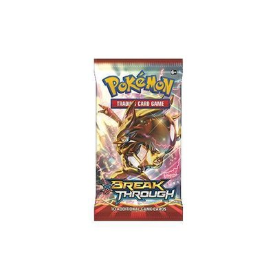 Pokemon TCG Break Through XY8 Booster Pack