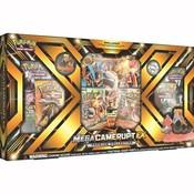 Pokemon TCG Camerupt-EX Mega Premium Collection Box