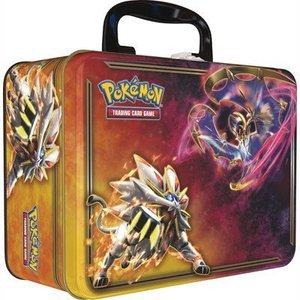 Pokemon TCG Collector Chest 2017 Treasure Tin