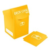 Ultimate Guard Deck Case 100+ Standard Size  Yellow