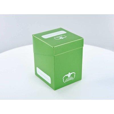Ultimate Guard Deck Case 100+ Standard Size Green