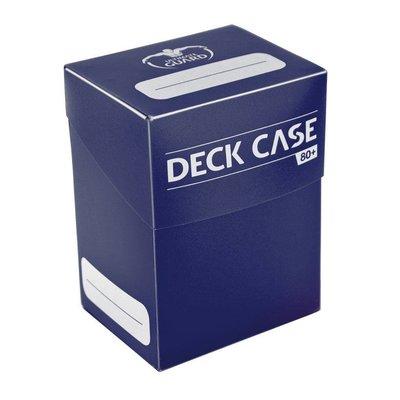 Ultimate Guard Deck Case 80+ Standard Size Dark Blue