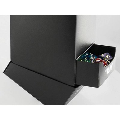 Ultimate Guard Deck'n'Tray Case 100+ Standard Size Black