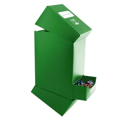 Ultimate Guard Deck'n'Tray Case 100+ Standard Size Green